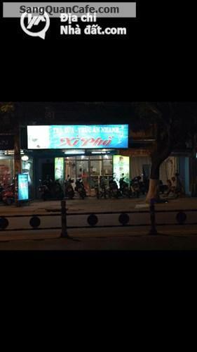 Sang quán cafe, trà sữa đường Huỳnh Văn Nghệ