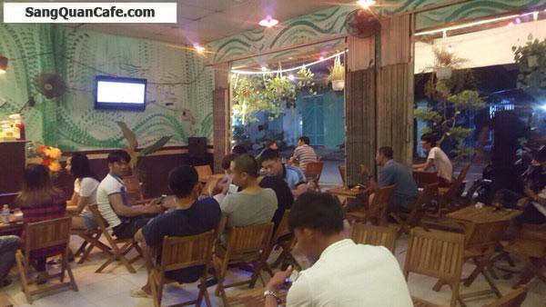 Sang quán cafe Vị trí đẹp, sang trong, lịch sự
