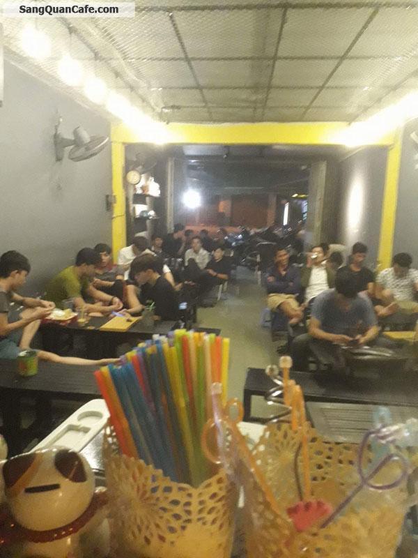 Sang quán cafe bóng đá quận Bình Thạnh