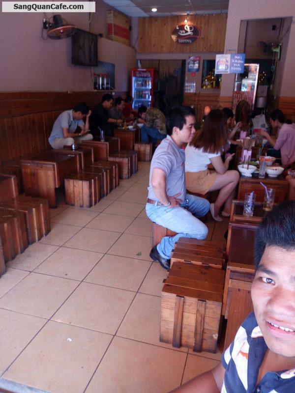 Sang quán Cafe - Ăn uống Quận Tân Bình