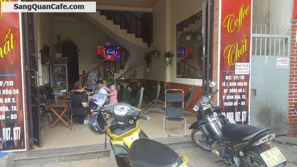 cần sang lại quán cafe Thuận An, Bình Dương