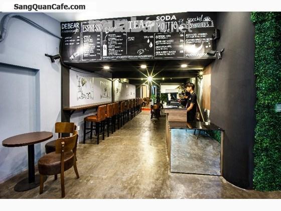Sang gấp quán cafe ngay sát Pico Plaza + Học viện Hàng Không