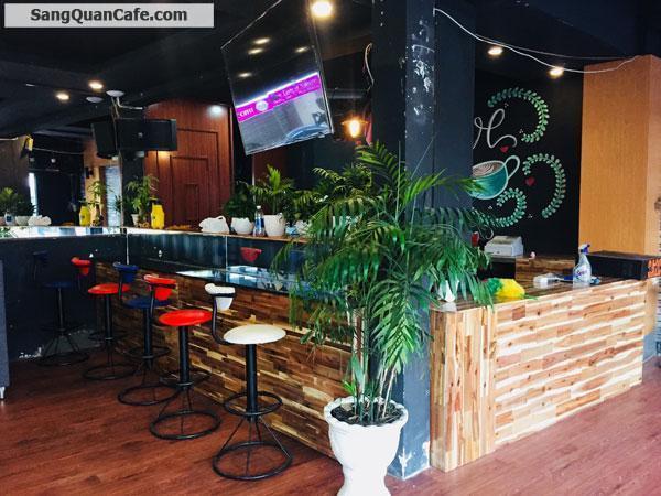 Sang quán cafe hoặc sang mặt bằng