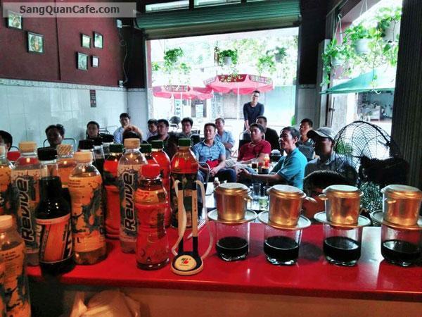 Sang gấp quán cafe 2 mặt tiền quận Thủ Đức