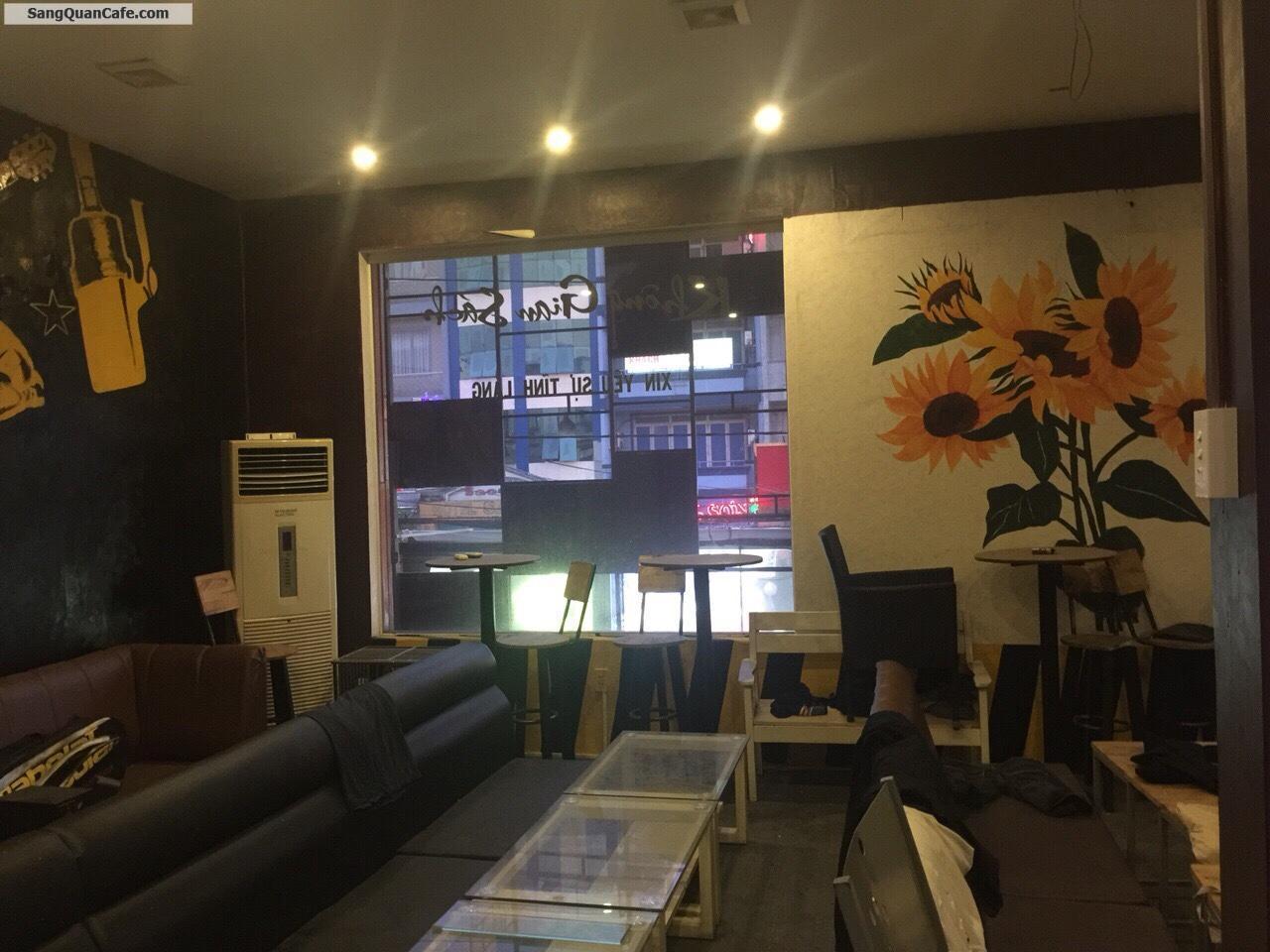 Sang Cafe Bar - Acoustic Khu Tên Lửa