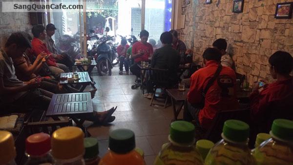 Sang gấp quán cafe quận Tân Phú