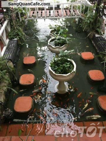 Sang quán cafe tại thành phố Cần Thơ