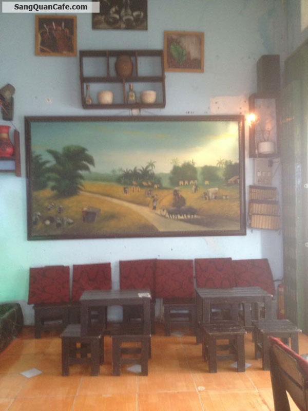 Sang quán nhượng quyền thương hiệu,cung cấp cà phê và truyền dạy công thức pha chế