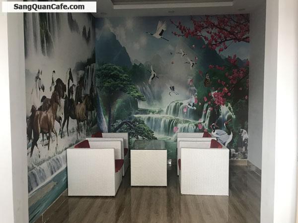 Sang quán cafe 300m2 MT quận Gò Vấp