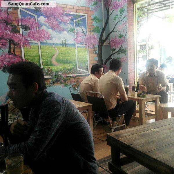Sang quán cafe giá rẻ bên hông Maximax Cộng Hoà