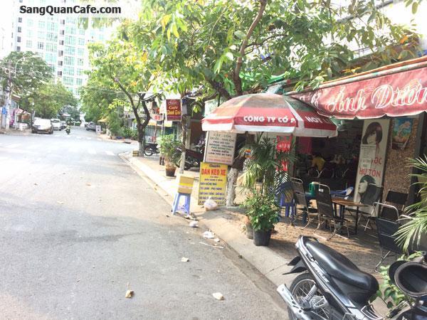 Sang Quán Cafe mặt tiền quận 7