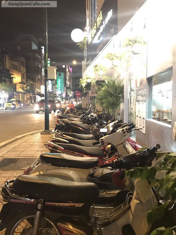 Sang quán Cafe máy lạnh 2 mặt tiền ngay ngã tư Hồng Hà-Yên Thế