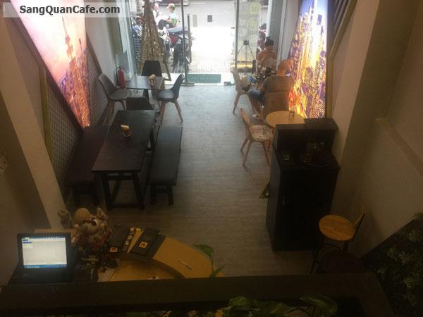 Sang quán cafe và Lounge mặt tiền Nguyễn Thị Minh Khai