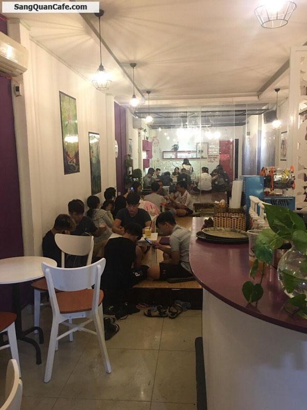 Sang Quán Trà Sữa - Cafe - Quán Ăn đối diện 2 trường Cấp 3 Trần Phú