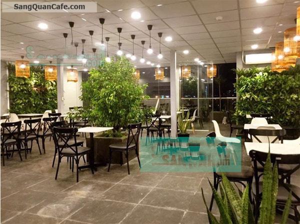 Sang quán cafe cơm trưa văn phòng quận Bình Thạnh hoạt động tốt