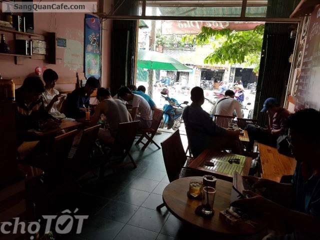 Sang quán cafe Gó Phố gần Lotte