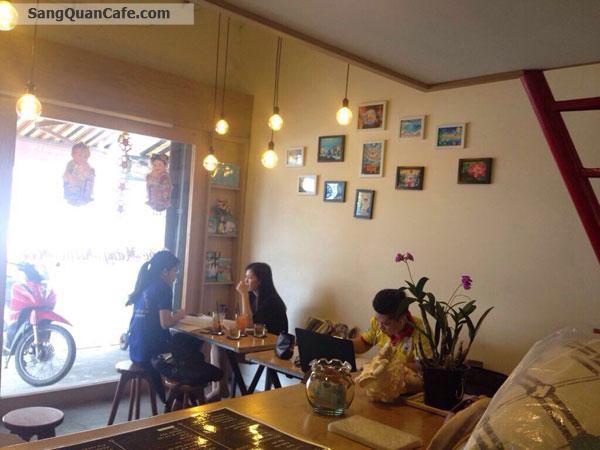 Sang quán cafe máy lạnh HOME COFFEE