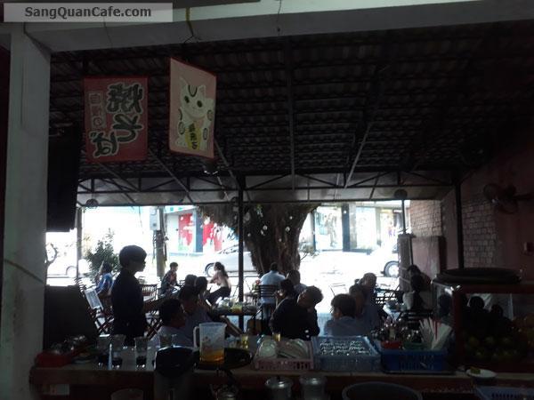 Sang quán cafe - ăn uống Đối diện Tòa Becamex IDC
