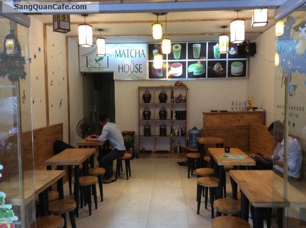 Sang quán café trong khu cao ốc Thuận Việt