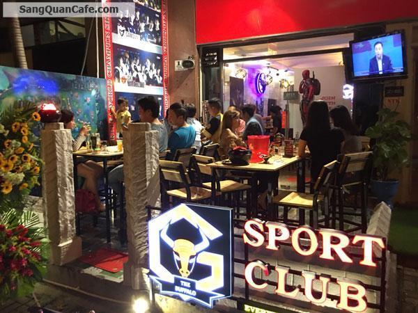 Sang Quán Bar Cafe khu Skygarden Quận 7