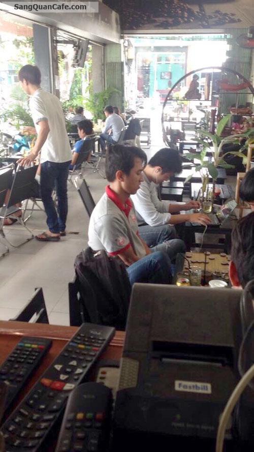 Sang quán cafe 2 mặt tiền 235 Vườn Lài , Q.Tân Phú