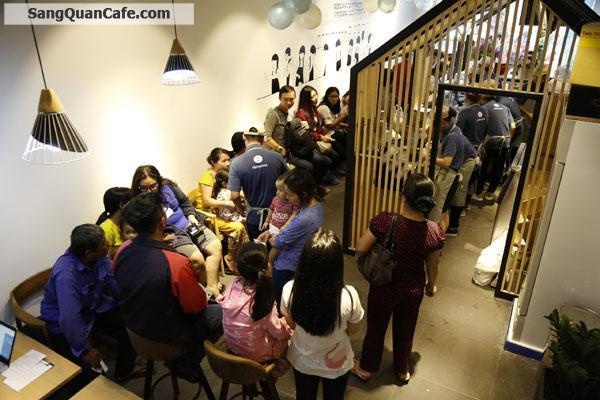 Sang quán cafe trà sữa Trần Hưng Đạo Q1