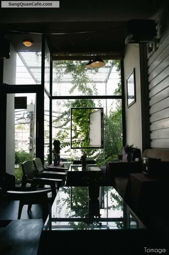 Sang quán cafe quận Phú Nhuận