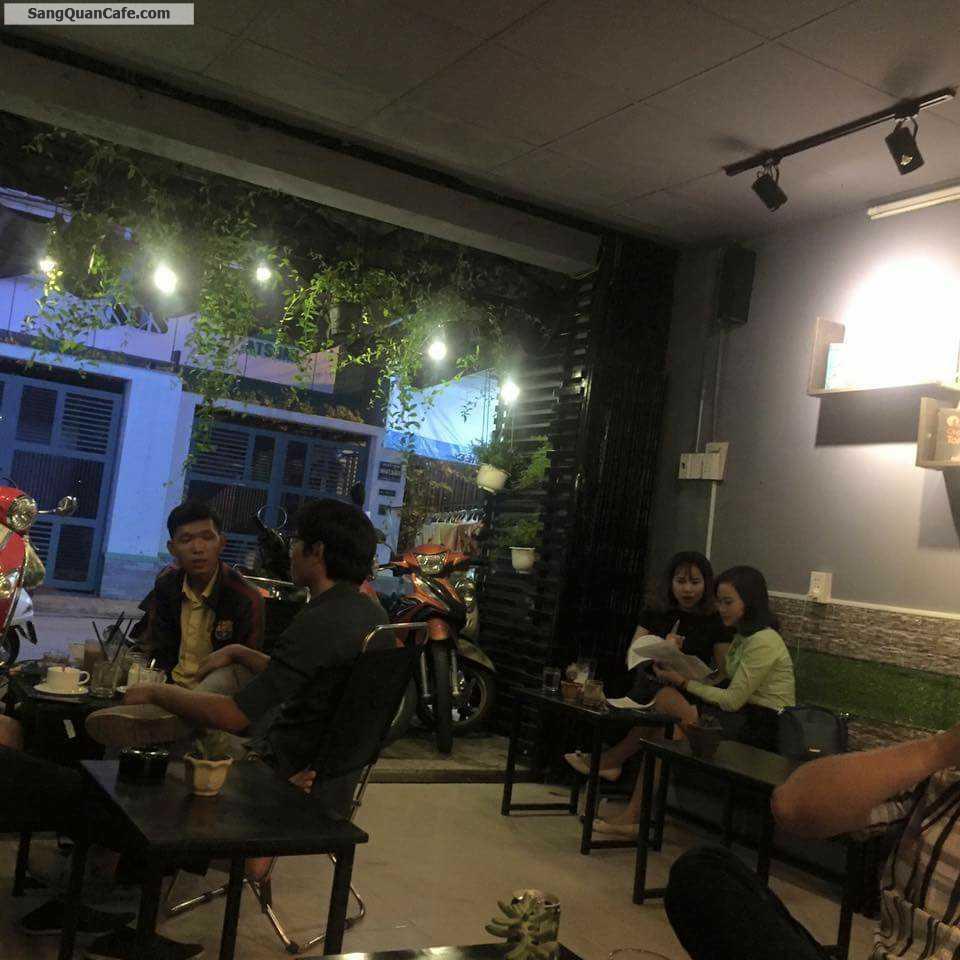 Sang quán cafe khu Cư Xá Bắc Hải