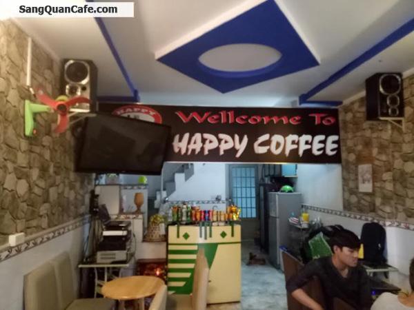 Sang quán 2 MT Happy Coffee Quận Tân Phú
