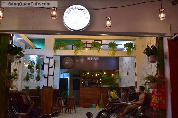 Sang nhượng quán cafe kinh doanh ổn định
