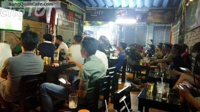Sang quán cafe Napoli Quận 12