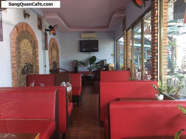 Cho thuê hoặc tìm người hợp tác kd quán cafe 2 mặt tiền