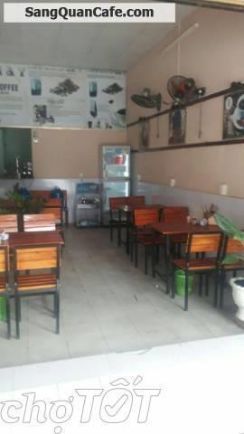 Sang quán cà phê - điểm tâm sáng