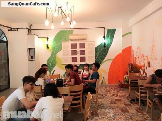 cần sang quán cafe mặt tiền quận Gò Vấp