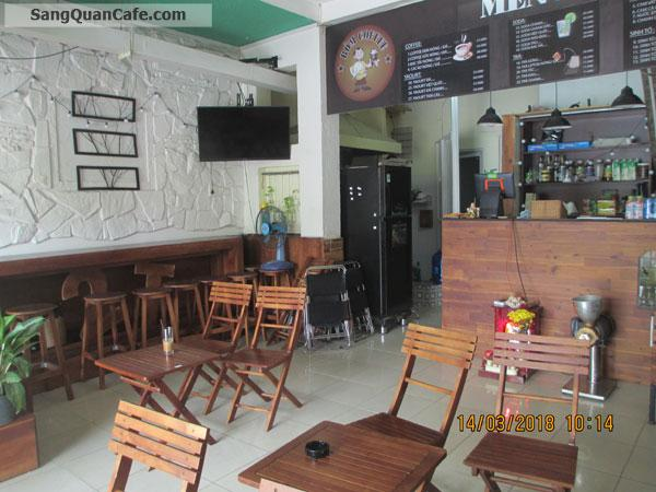 Sang Quán Cafe đường Hoàng Sa