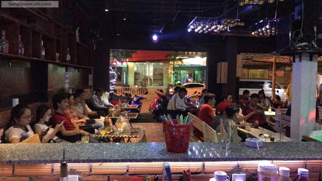 Sang Quán Gấp Quán Cafe Acoustic Vị trí Đẹp khu Tên Lửa