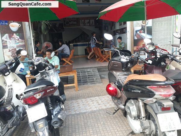 Cần sang lại quán cafe quận Tân Phú