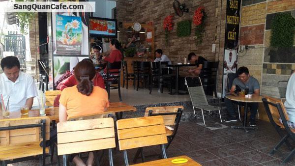 Sang quán cafe Lyon 2 mặt tiền Kênh Nước Đen