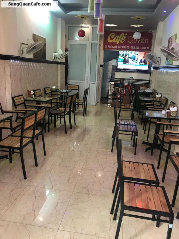 sang nhượng quán cafe dường Phạm tuấn Tài, Cầu giấy