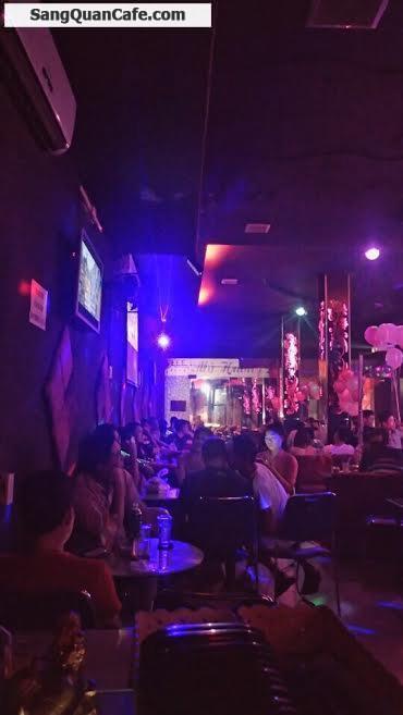 Cần sang lại quán cafe DJ mặt tiền đường Cây Trâm