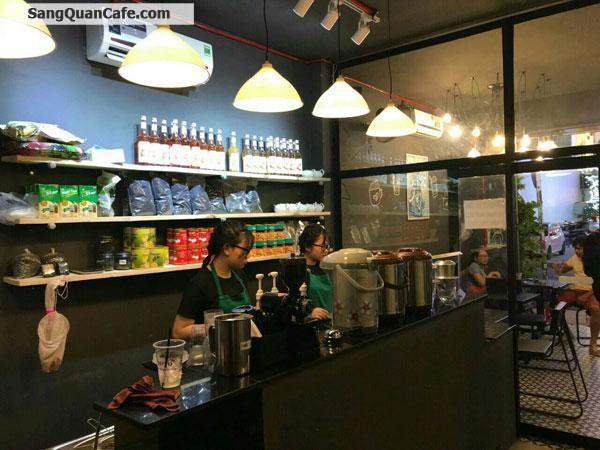 Sang quán cafe, trà sữa đường Lê Văn Thọ