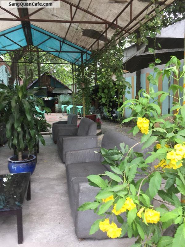 Sang Gấp Quán Cafe Sân Vườn 600m2 Bình Dương