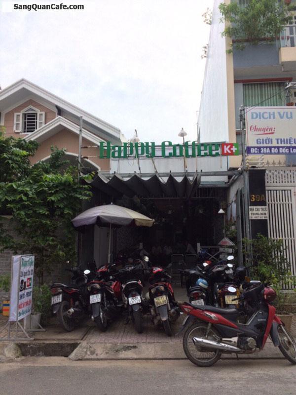 Sang quán cafe giá rẻ mặt tiền Quận Tân Phú