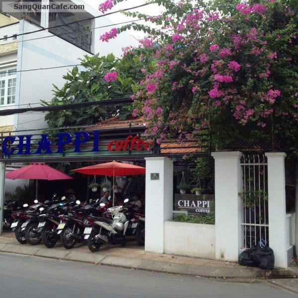 Sang quán cafe vị trí đẹp 2MT Nguyễn Văn Săng