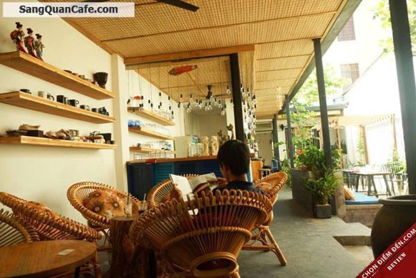 Sang quán cafe trung tâm thành phố đường Đông Khởi