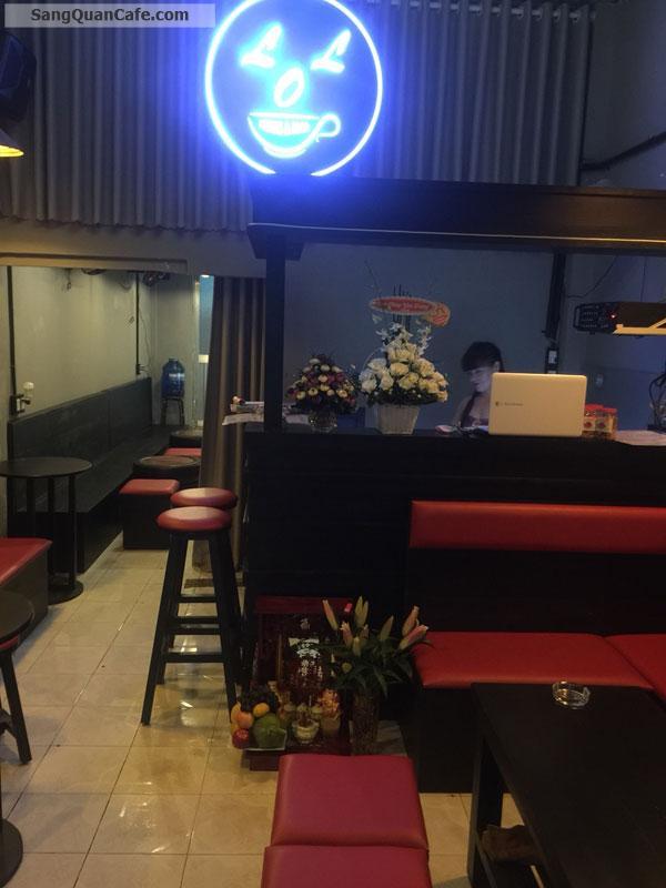 Sang Quán Bar Cafe trung tâm quận 1