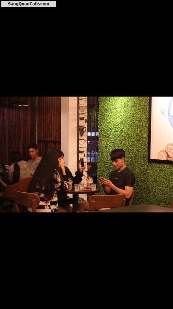 Sang quán café mặt tiền đẹp ngay ngã ba Quận Thủ Đức