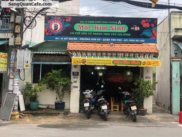 Cần nhượng lại quán cafe kinh doanh ổn định
