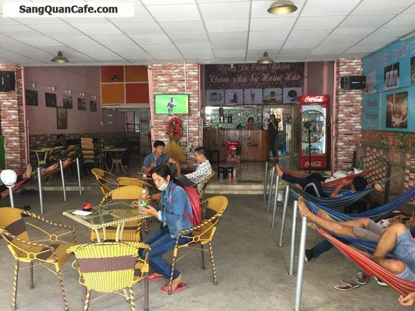 Sang quán cafe trà sữa mặt tiền đường Bình Chiểu