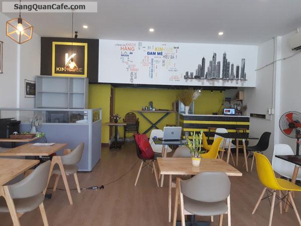 Sang quán cafe và văn phòng BĐS ở Phú Hữu Q9